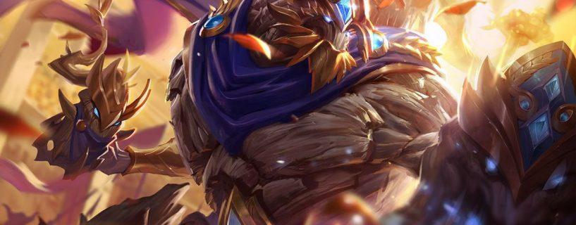 البطل Maokai سوف يحصل على بعض الزيادة في القوة Buffs في التحديث المقبل في League of Legends