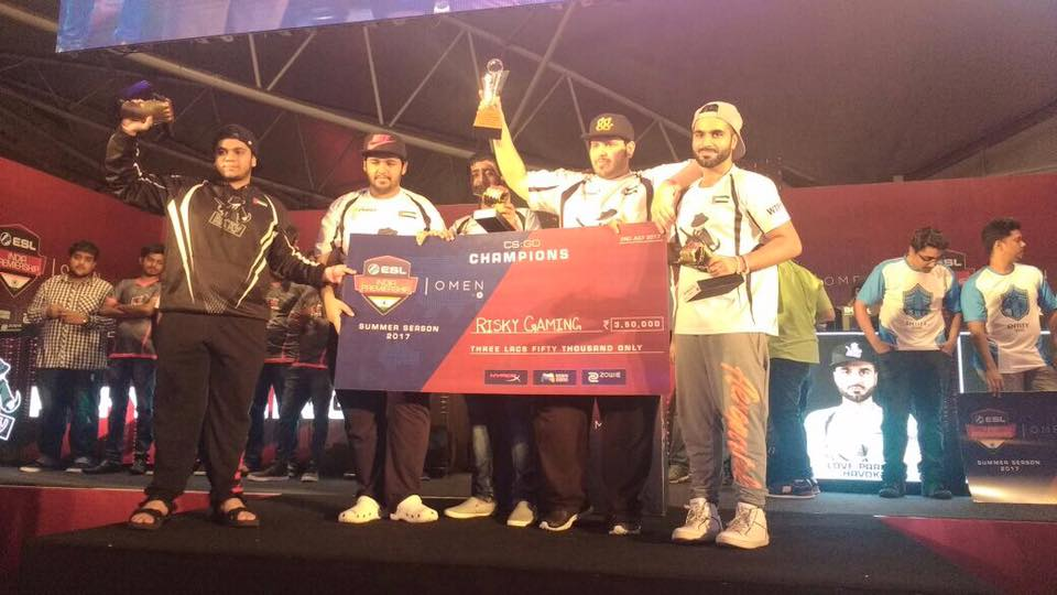 Photo of Risky Gaming crash it's Indian enemy and win this championship!