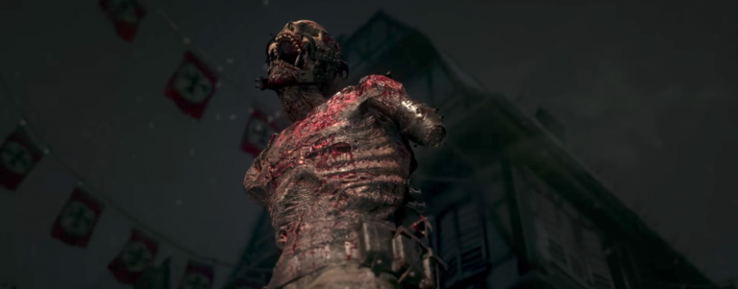 This Call of Duty: WWII Zombies trailer is not for the faint of the heart