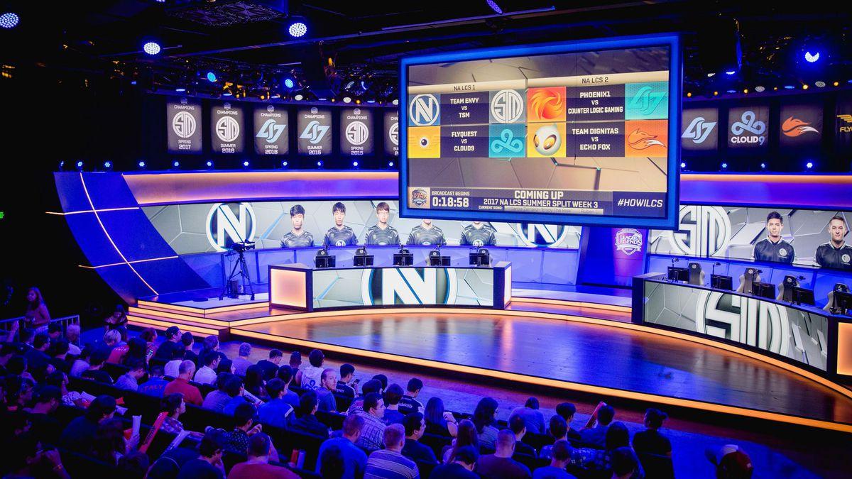 Photo of الأسبوع الرابع في دوري شمال أميركا NA LCS في League of Legends