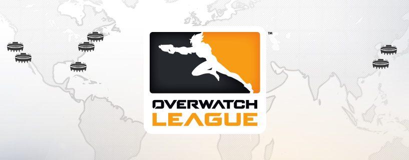 بطولة Overwatch League ترحب بسبعة فرق متنافسة من شتى الدول