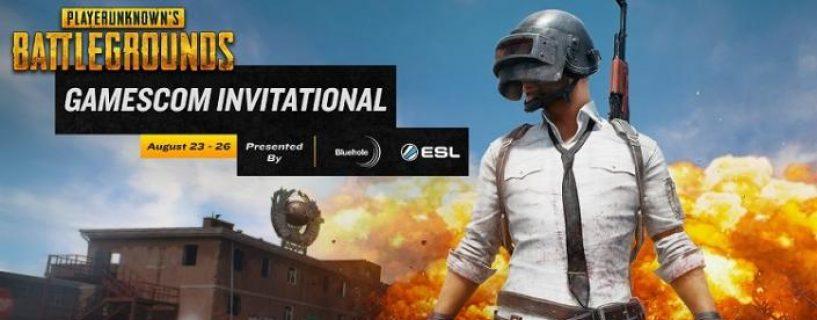 بطولة Playerunknown's Battlegrounds الرسمية الأولى على الأبواب والجائزة لا تصدق