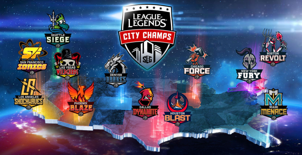 Photo of City Champ Tournament is back again in League of Legends
