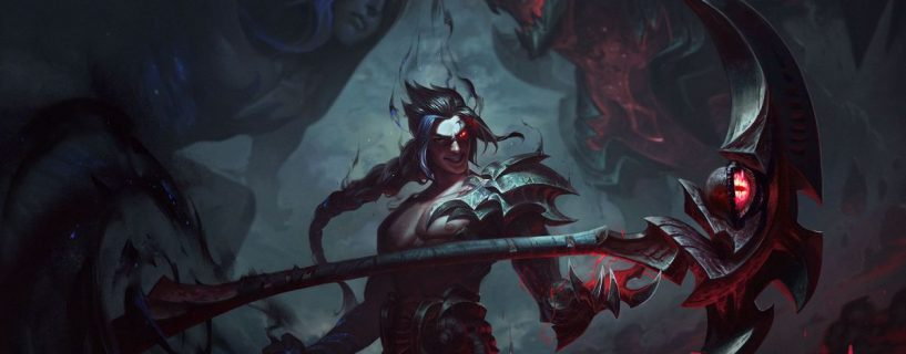 The new champion Kayn and tomorrow Patch 7.14 in League of Legends