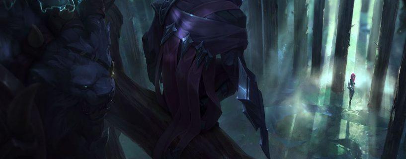 هنا تغيير الإصلاح العاجل لأداة Dusk blade of Draktharr في League of Legends