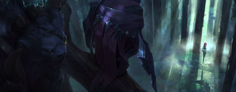 Duskblade of Draktharr will get power changes with tomorrow Patch 7.15 in League of Legends