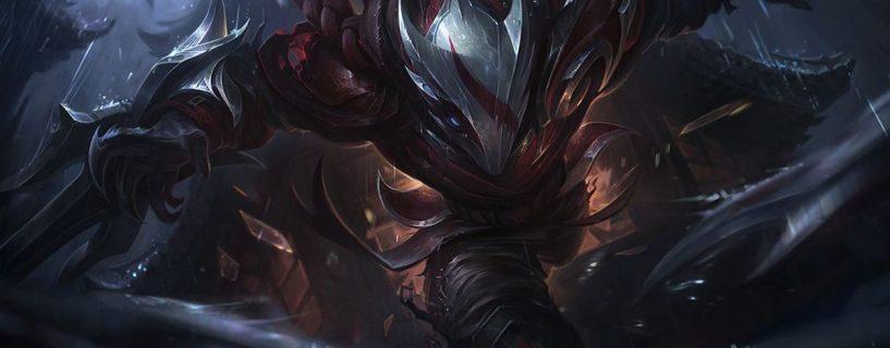 تعرف على Rune الجديدة Hunt of The Blood Moon في League of Legends
