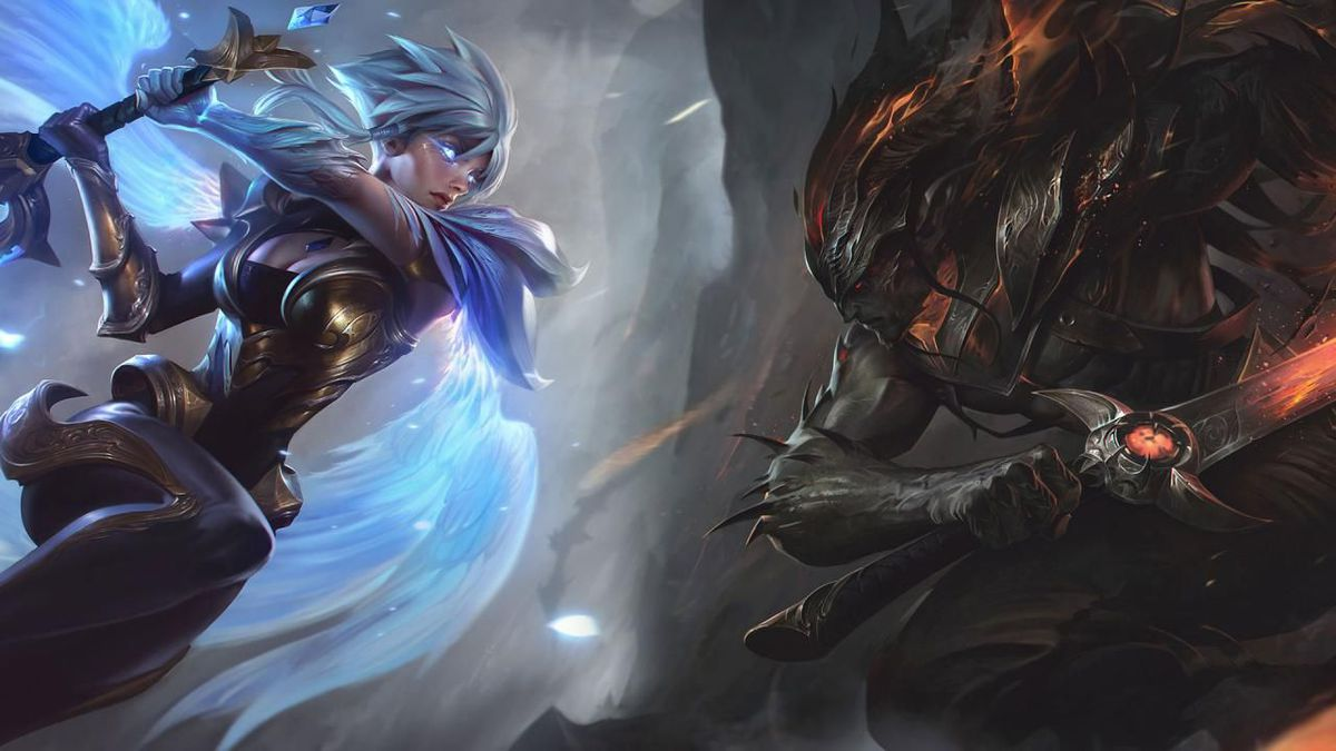 Photo of Chaos is the vectored today in League of Legends