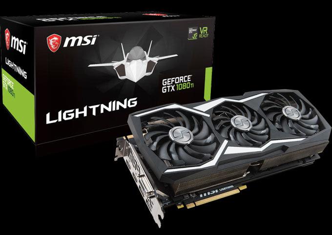 Photo of MSI announces GeForce GTX 1080 Ti LIGHTNING Z