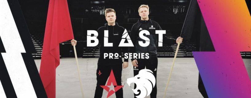 Denmark's giants get first invites for BLAST Pro Series Copenhagen 2017