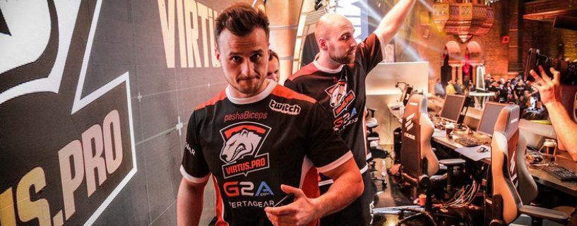 Virtus.Pro eliminated by Renegades at the conclusion of DreamHack Masters Malmo first day