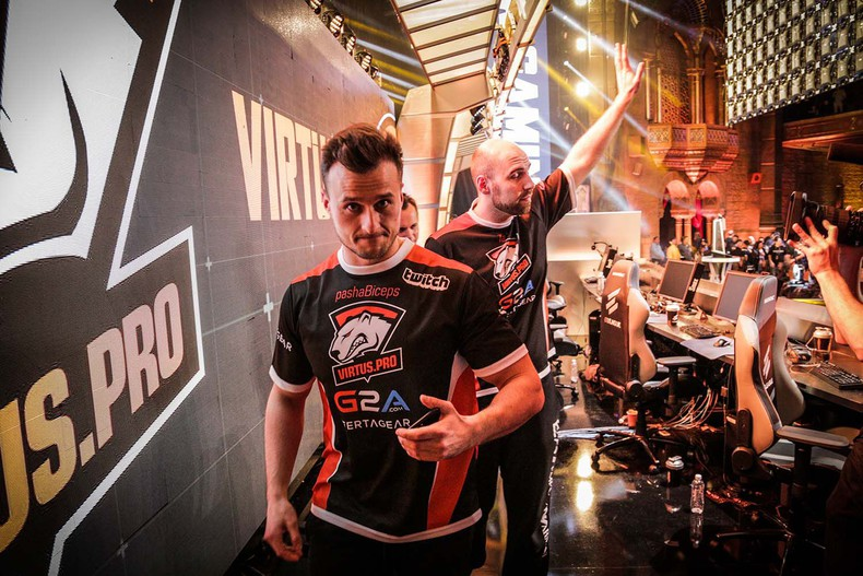 Photo of Virtus.Pro eliminated by Renegades at the conclusion of DreamHack Masters Malmo first day