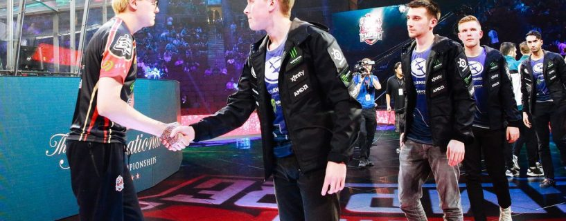 One of Evil Geniuses best Dota 2 players leaves, ppd quits CEO position