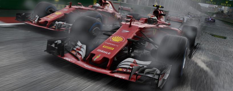 ألعاب الفيديو تدخل عالم منافسات الفورملا 1 مع بطولة Formula 1 eSports Series