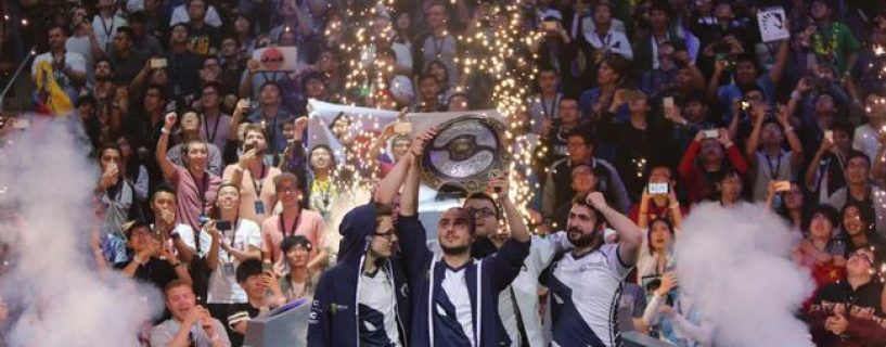 Team Liquid makes history with The International 7 grand finals win