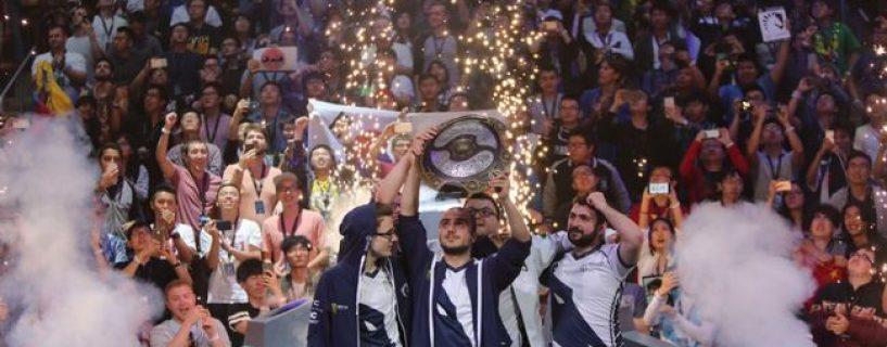 فريق Team Liquid يدخل التاريخ من أوسع أبوابه مع فوزه ببطولة The International 7 الأضخم على الإطلاق