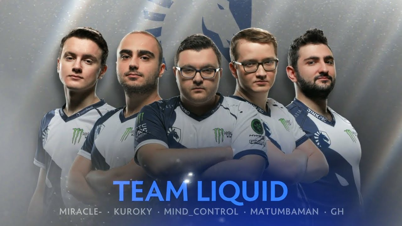 Team Liquid The International 7 grand finals