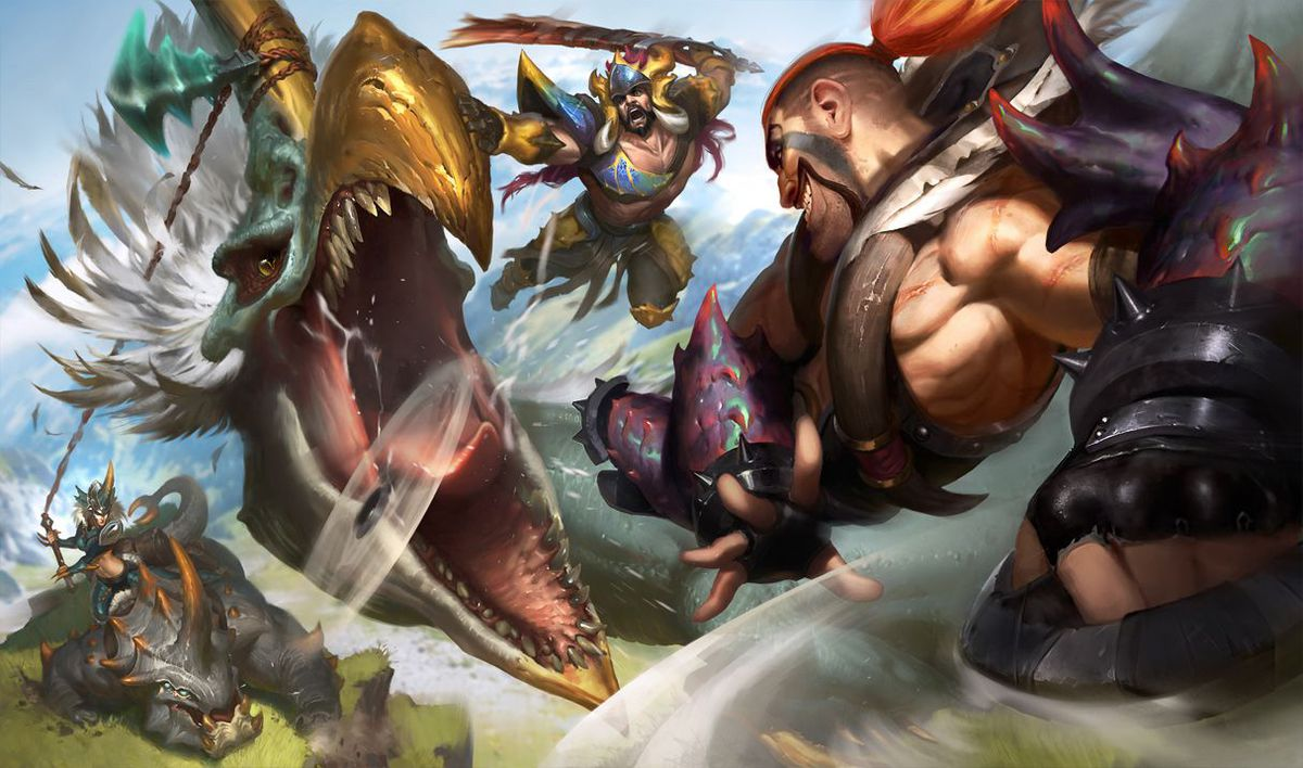 Photo of Some power changes on the way to Draven in League of Legends