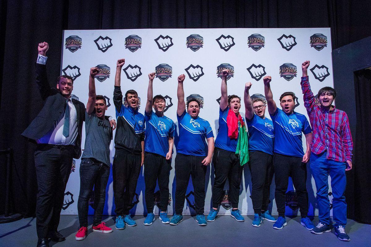 Photo of فريق Giants Gaming في طريقه إلى الإتحاد الأوروبي EU LCS في League of Legends
