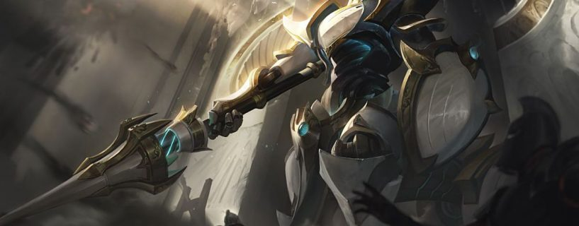 Hecarim on the way to power changes in League of Legends