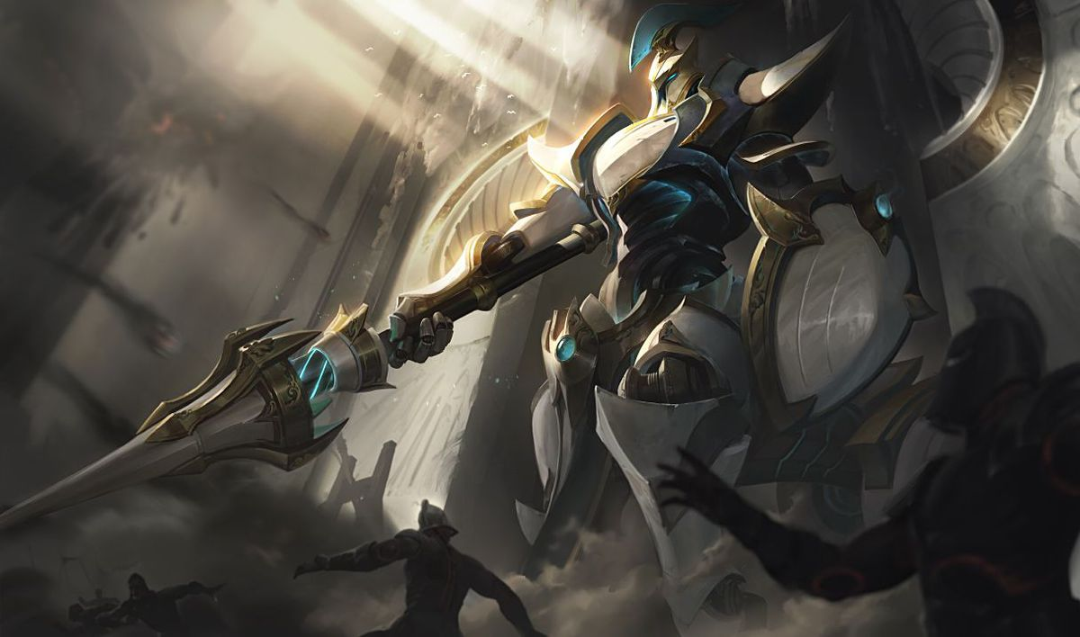 Photo of Hecarim on the way to power changes in League of Legends