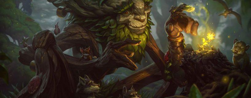 البطل Ivern و تغييرات القوى في League of Legends