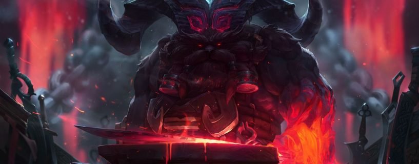 New champion Ornn and all his abilities in League of Legends