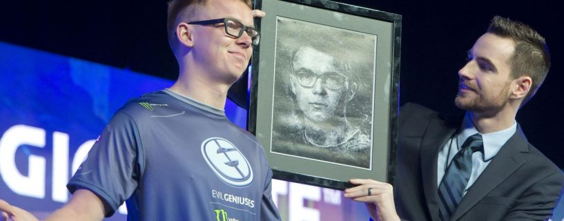 Evil Geniuses' Ppd might come back to being a pro player again