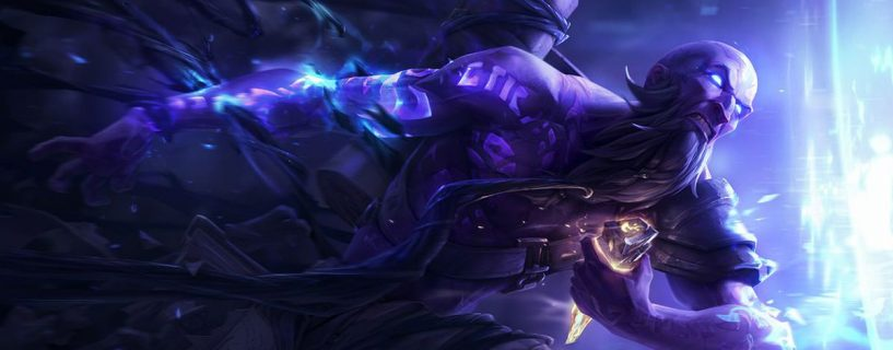 Ryze is on the way to rework again in League of Legends