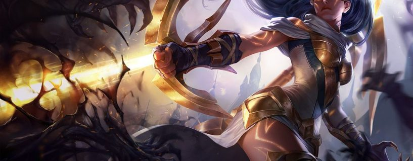 Vayne will get some power changes with upcoming patch in league of legends
