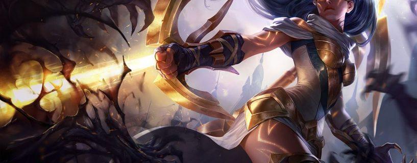 البطلة Vayne سوف تحصل على تغيير في القوى مع التحديث القادم في League of Legends