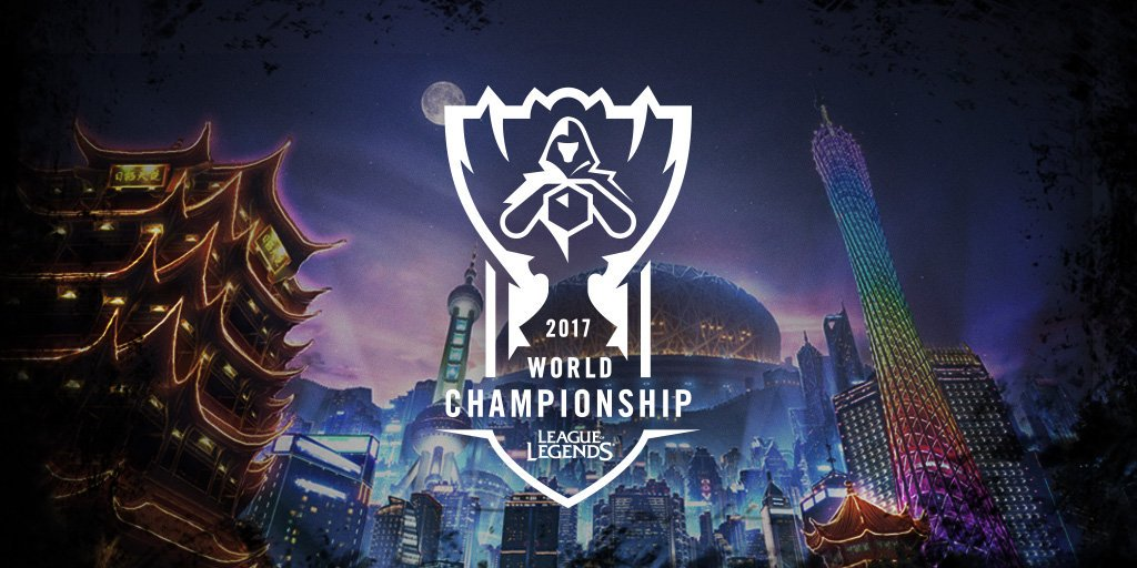 Image result for 2017 lol worlds