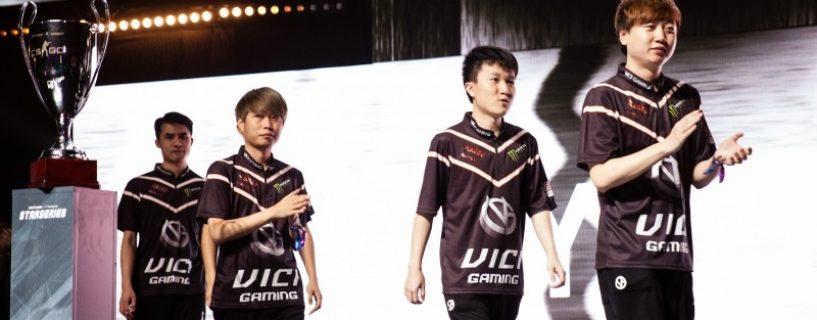 فريق ViCi ينتصر في نهائيات الصين لبطولة eXTREMESLAND 2017