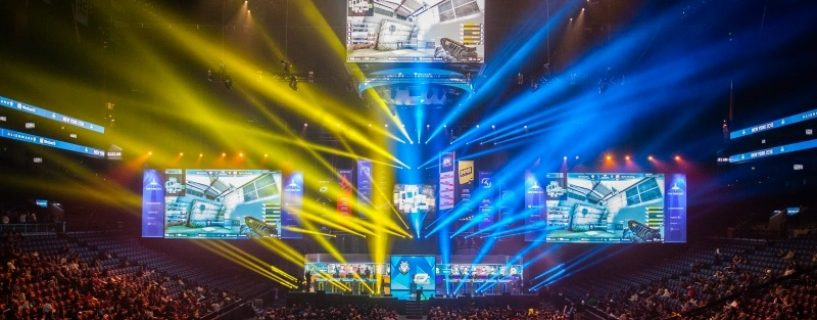 ESL One New York 2017 will not apply the latest update
