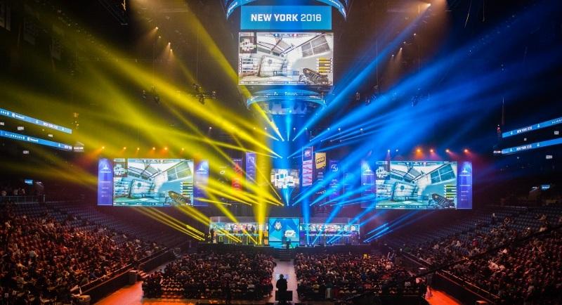 ESL One New York 2017