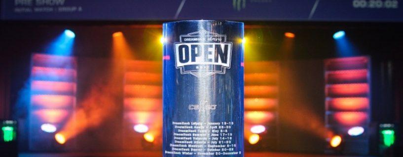 أيام قليلة تفصلنا عن انطلاقة بطولة DreamHack Open Denver 2017