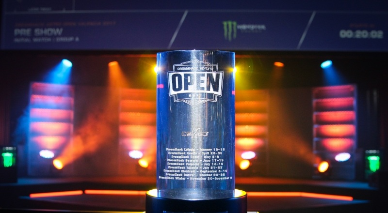 Photo of DreamHack Open Denver 2017 qualifiers details revealed