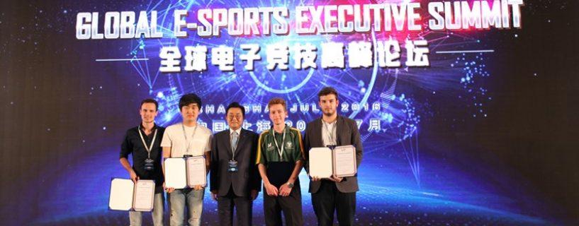 لجنة الرياضيين بالإتحاد الدولي للرياضات الإلكترونية يرشحون Jason Batzofin كرئيس للإتحاد