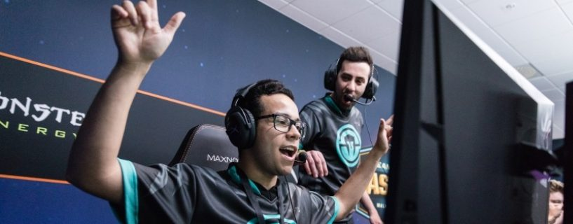 DreamHack Open Montreal 2017 group stage details