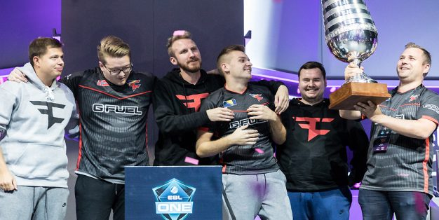 Photo of FaZe Clan dominates ESL One New York 2017 Grand Final and emerges victorious