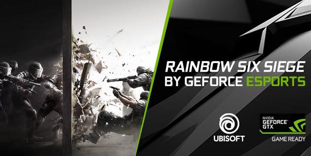 Photo of فريق 5RaaaaGY يتوج كأفضل فرق Rainbow Six Siege في الوطن العربي في بطولة Geforce Esports