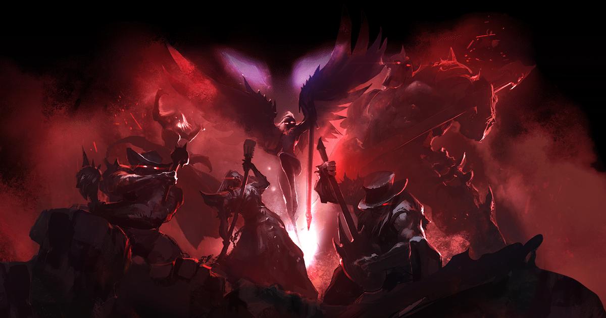 Photo of شركة Riot تطلق الفريق الجديد Strike Team في League of Legends
