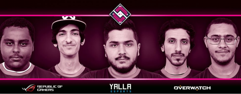 YaLLa eSports announce sudden news about Overwatch roster