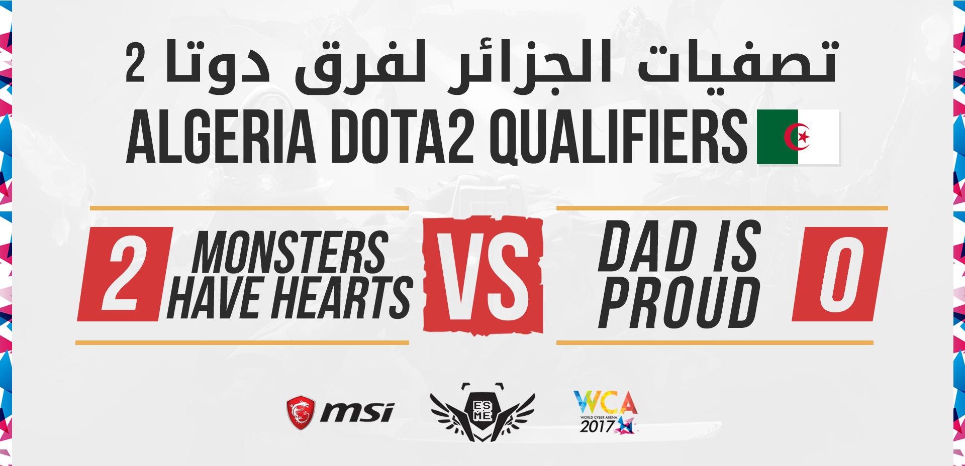 Photo of Algerian teams join the WCA 2017 MENA regional finals in Dota 2