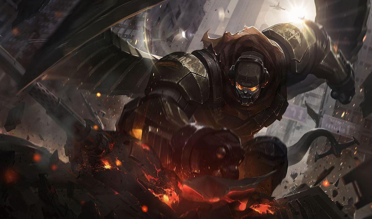 Photo of أداة Bramble Vest في طريقها إلى تغيير القوى في League of Legends