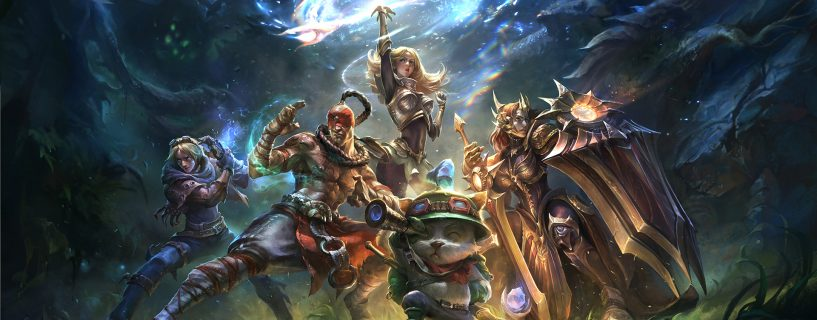 Explaining League of Legends Ranked system