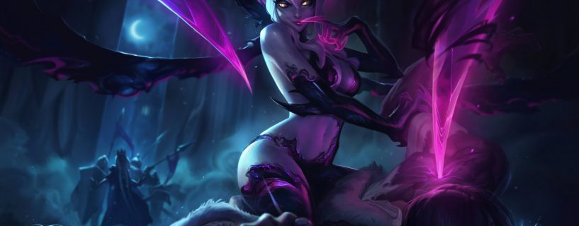 Evelynn on the way to major update in League of Legends