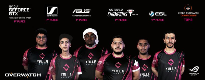 Yalla eSports founder comments on Overwatch roster break