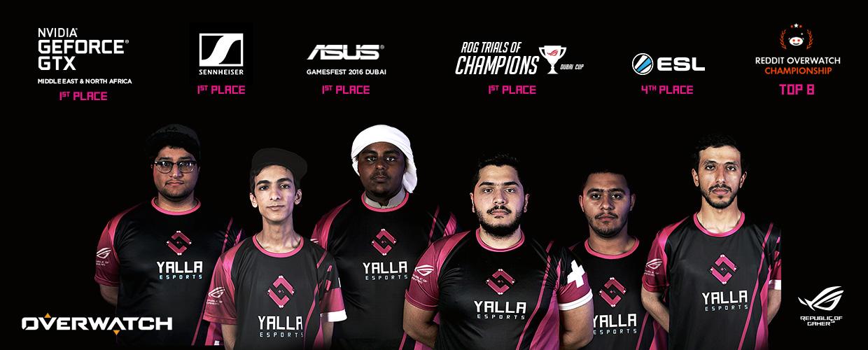 Photo of Yalla eSports founder comments on Overwatch roster break