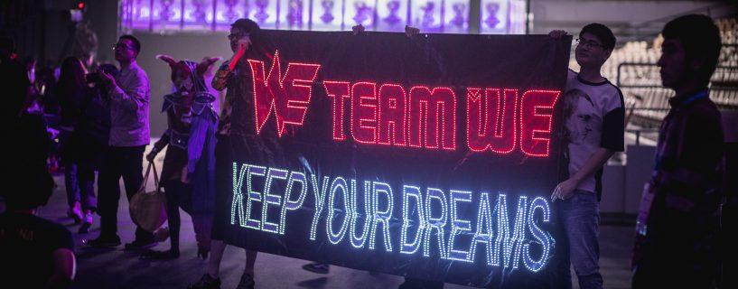 فريق Team WE يتأهل رسميا لمرحلة المجموعات ضمن بطولة العالم Worlds في League of Legends